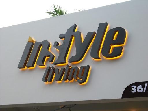 Thiết kế thi công bảng hiệu và logo chữ nổi tại Quảng Ngãi